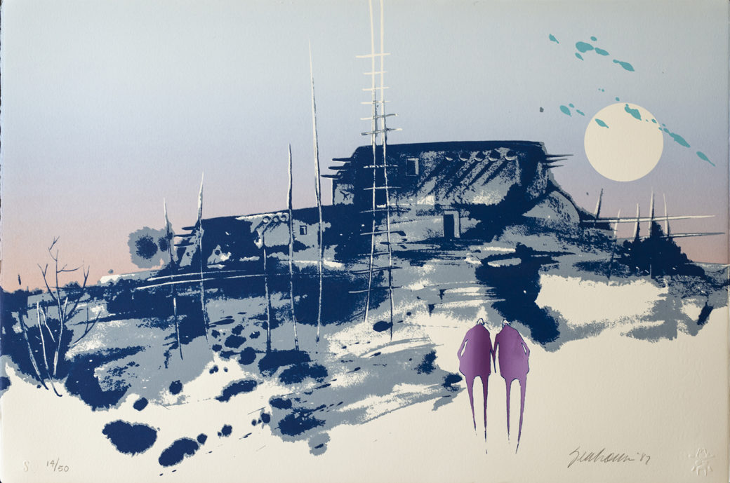 1987 TAOS LOVE Bert Seabourn