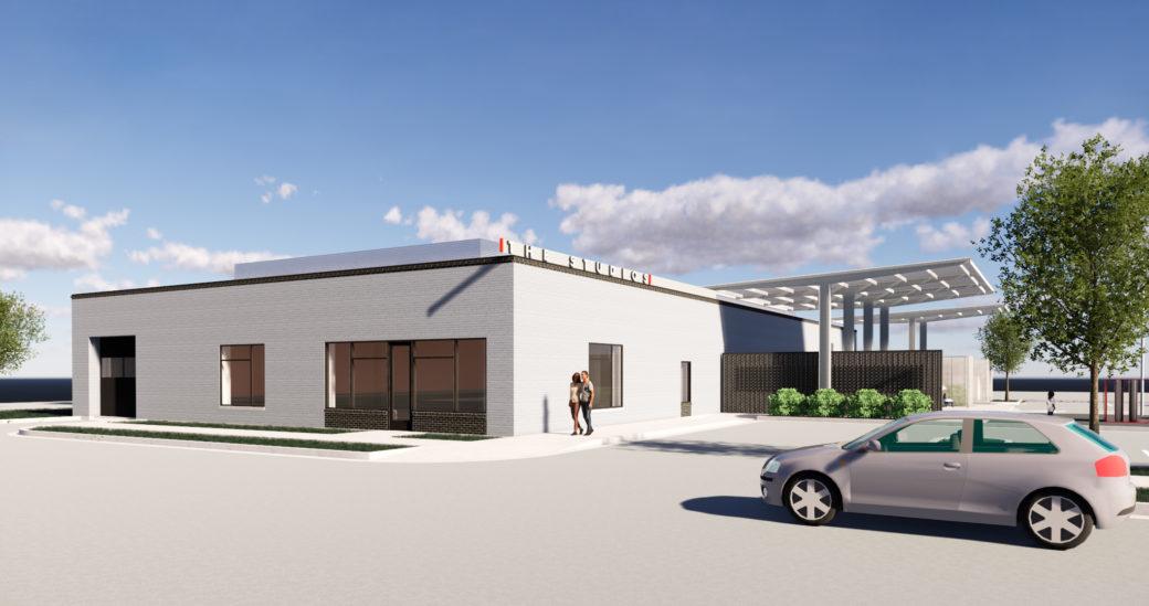 Studios Exterior 1