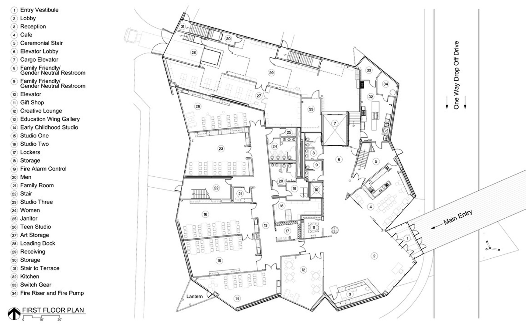 An image of a building floor plan