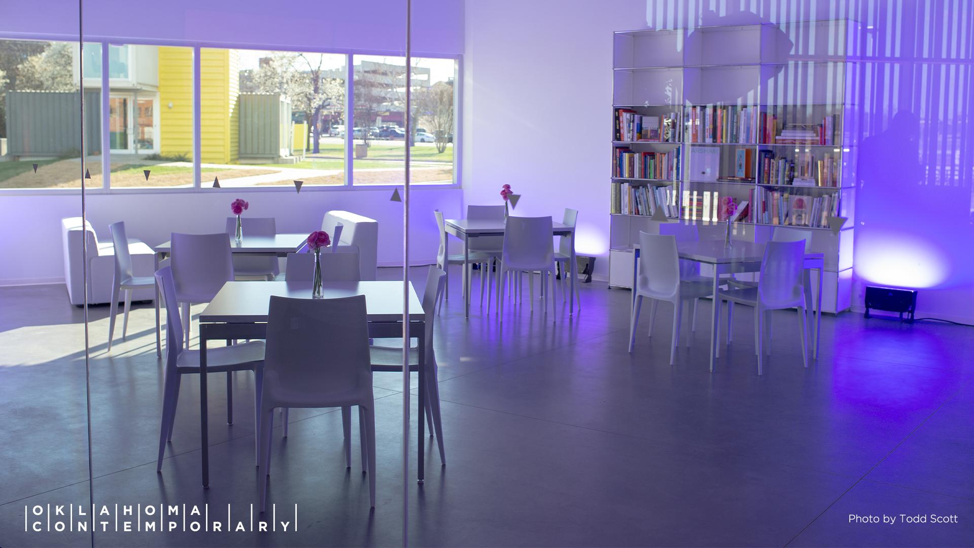 Okcontemp creative lounge