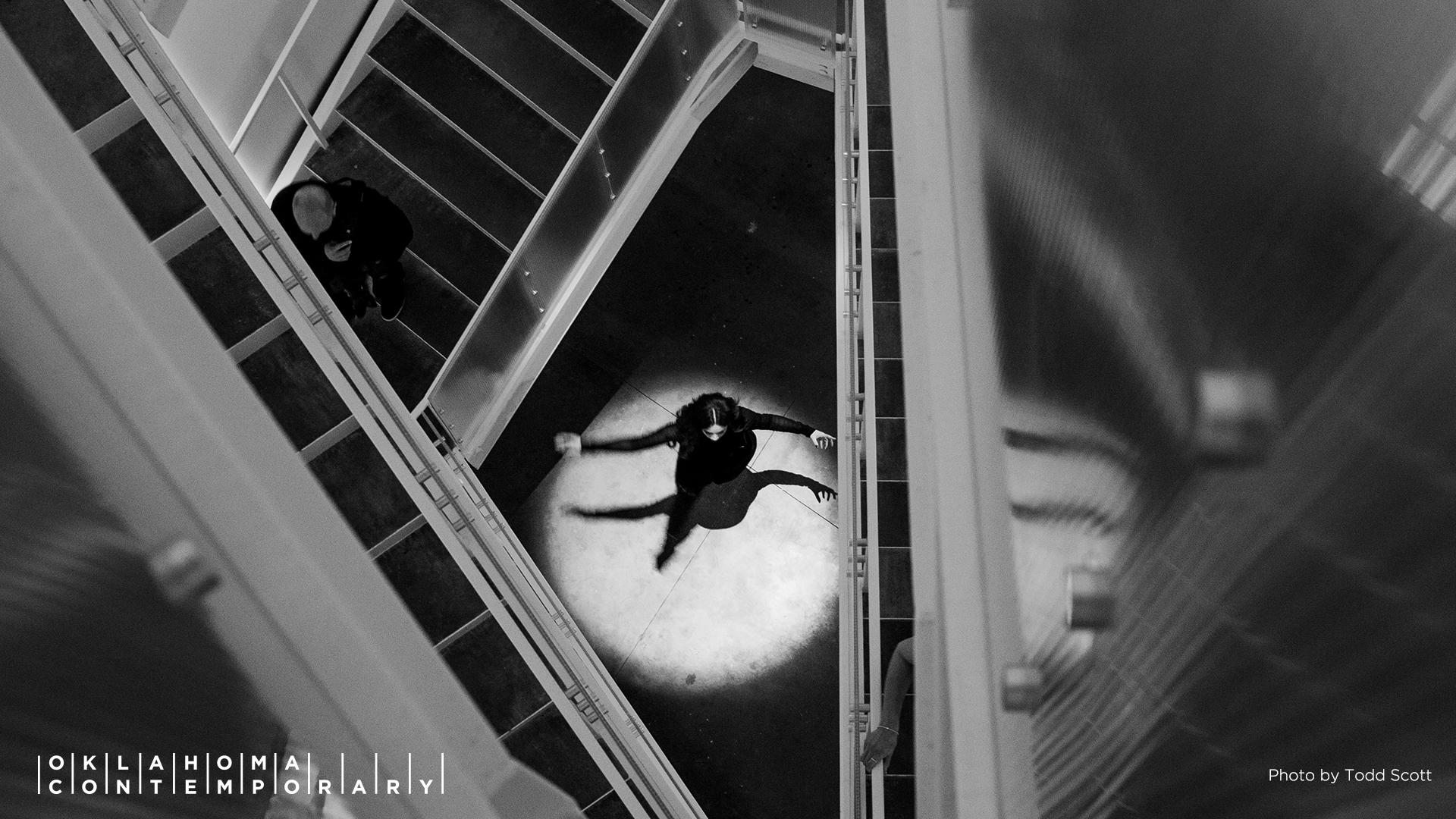 Okcontemp staircase 2