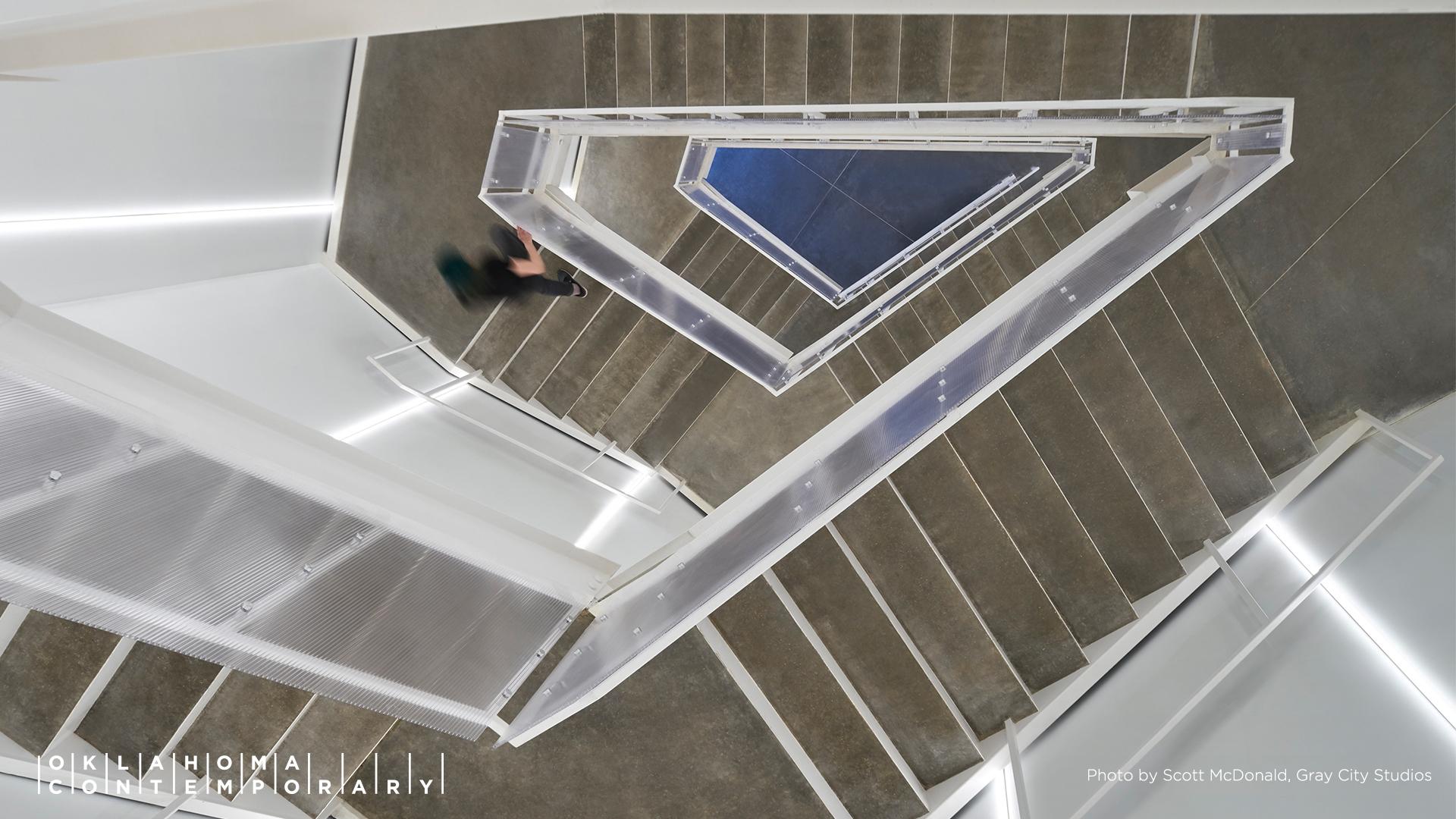 Okcontemp staircase