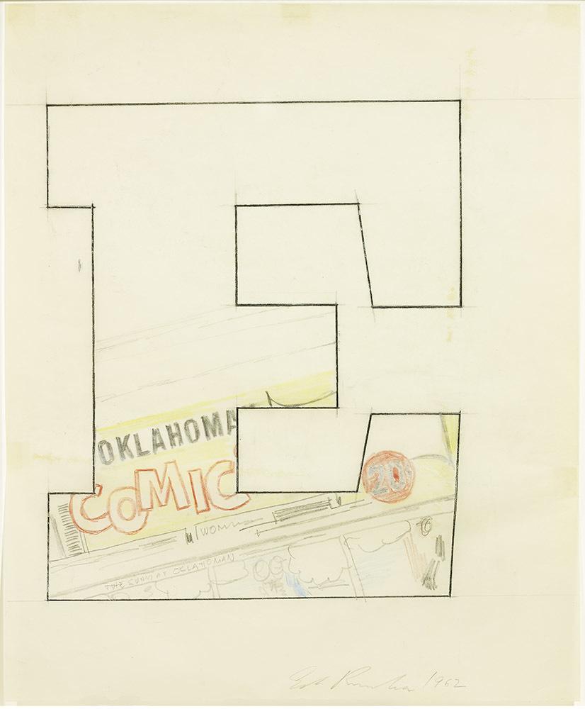 Ruscha Oklahoma E 1962 web res