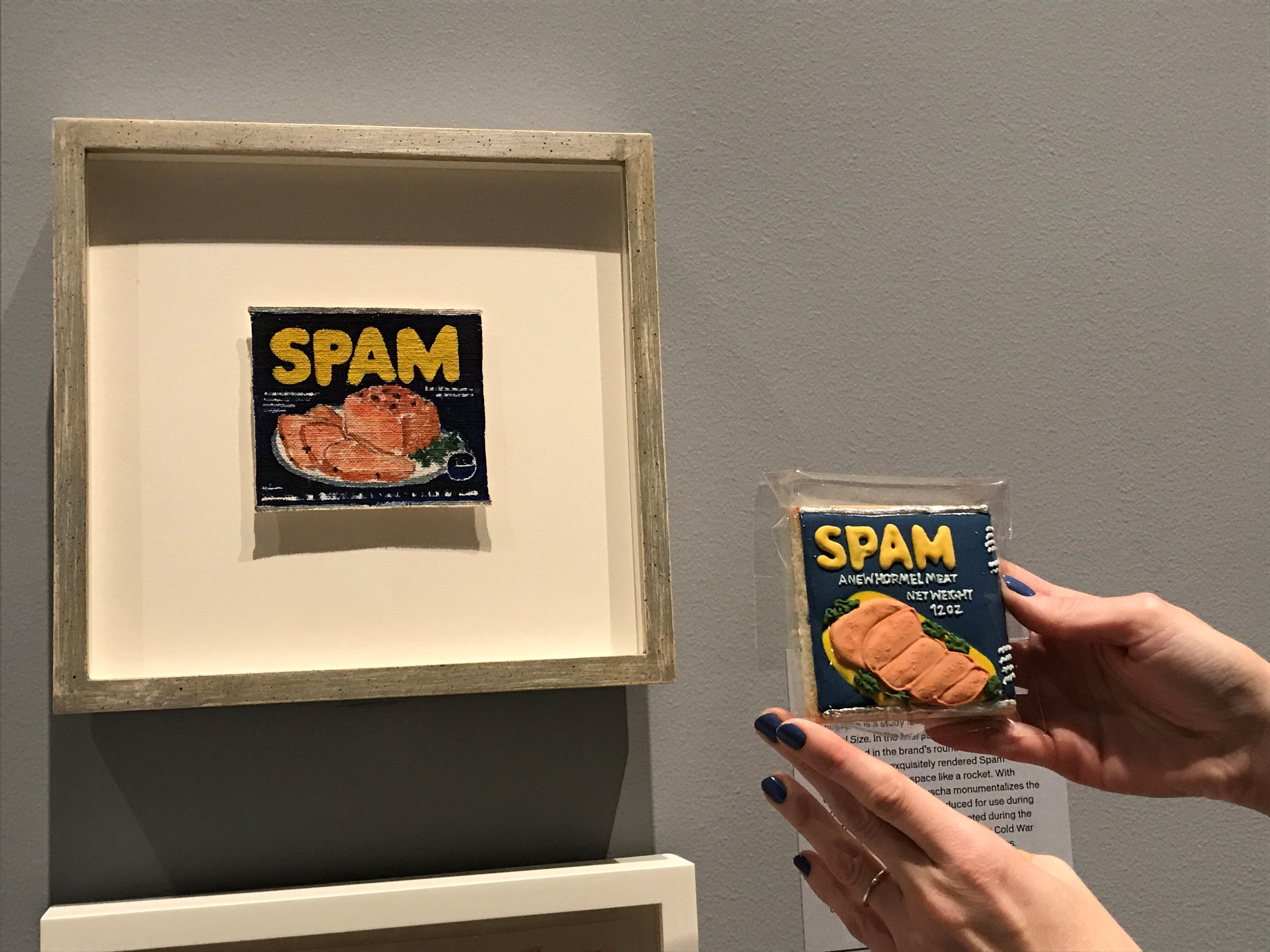 Spam cookie